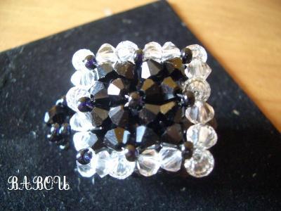 9 Fleurs - Blanco & Negro