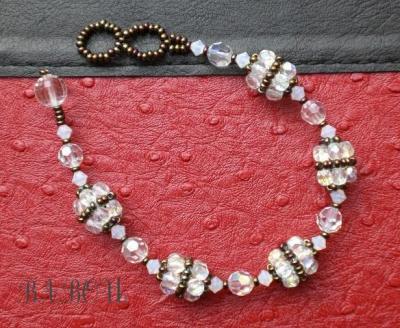Mignon Cristal AB y White Opal