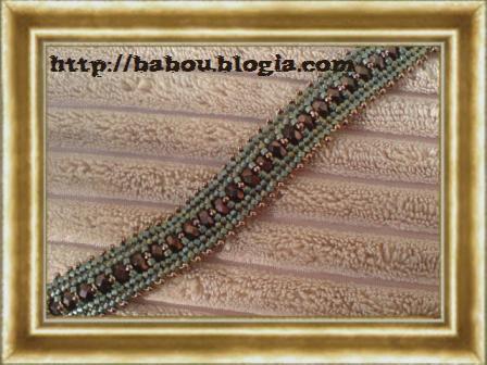 Pulseras Herringbone Sparkle
